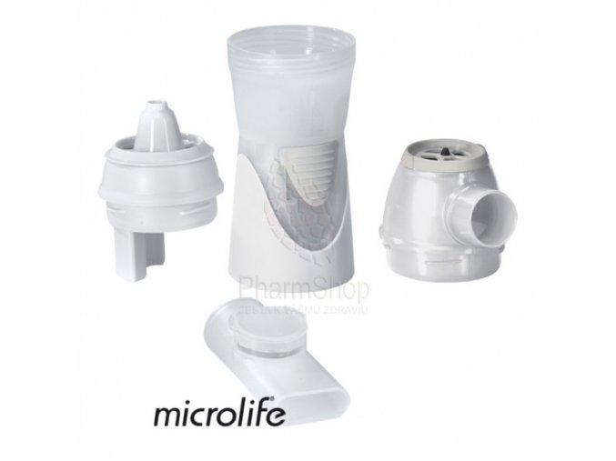 microlife nosova sprcha 2v1 shopherba