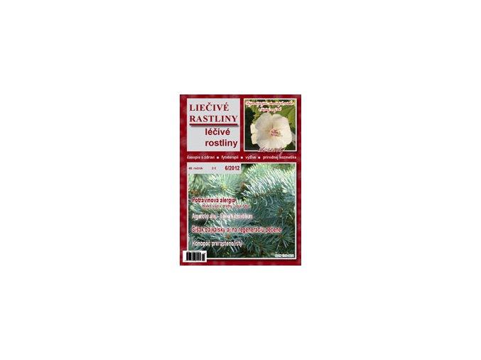Liečivé rastliny 6/2012