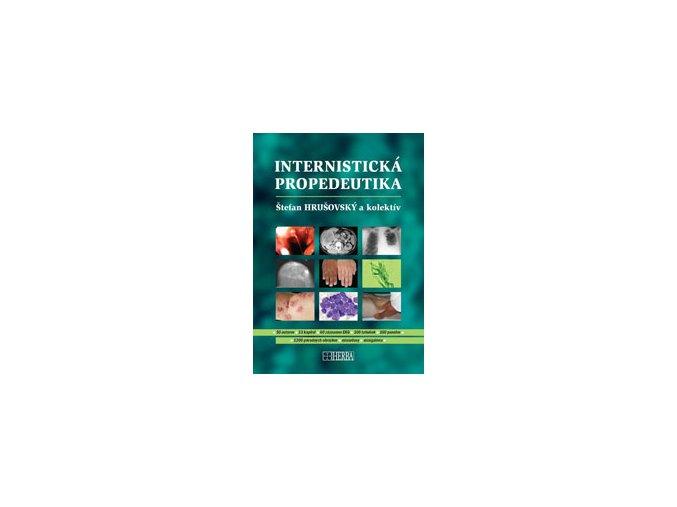 Internistická propedeutika pre študentov lekárskych študijných odborov