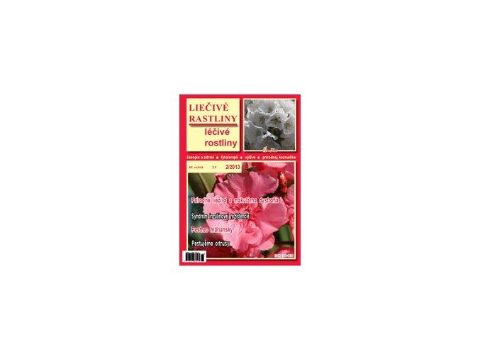 Liečivé rastliny 2/2013