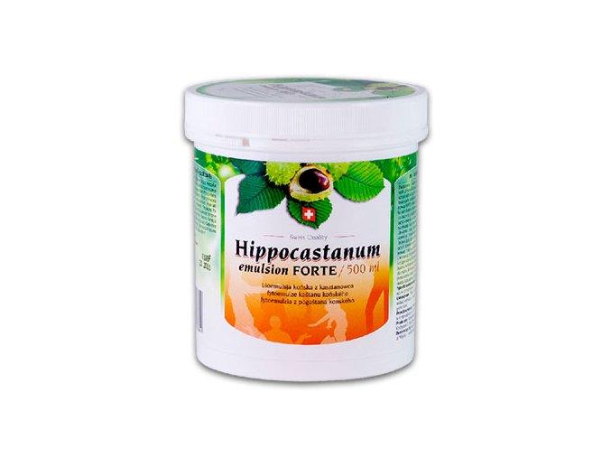 Hippocastanum emulsion 500 ml FORTE