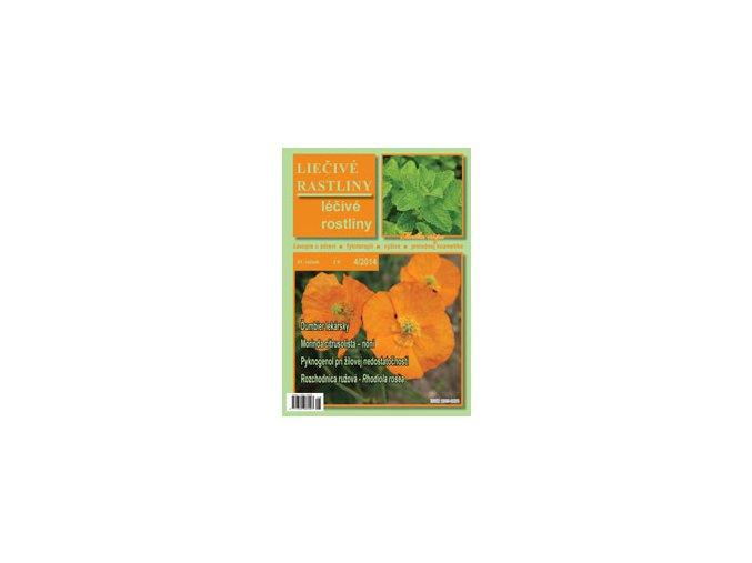 Liečivé rastliny 4/2014