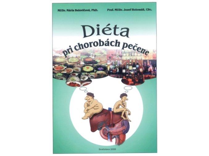 Diéta pri chorobách pečene