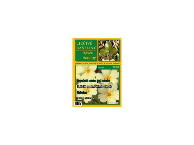 Liečivé rastliny 2/2012