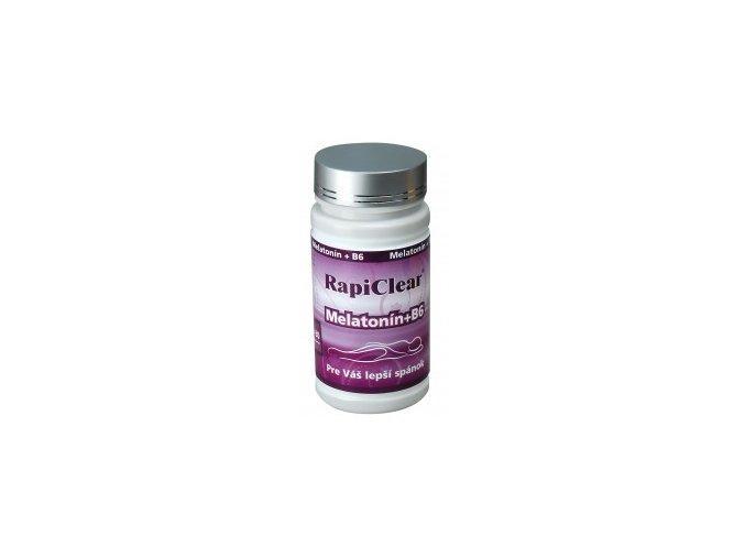 RapiClear® Melatonín + B6