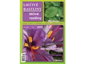 Liečivé rastliny 4/2015