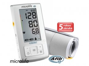 microlife bp a6 pc afib automaticky tlakomer shopherba