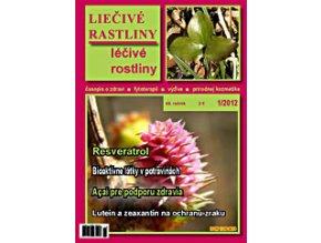 Liečivé rastliny 1/2012