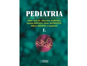 PEDIATRIA III obal shopherba