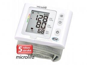 microlife bp w2 slim automaticky tlakomer na zapastie shopherba