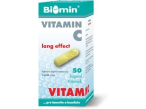 VITAMIN C long effect 50 tabliet
