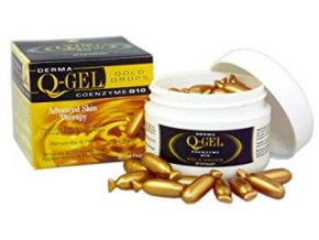 derma q gel gold drops shopherba