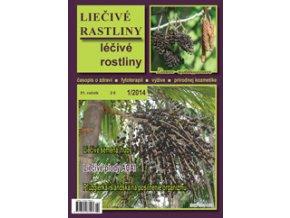 Liečivé rastliny 2014 pre Českú republiku