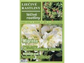 Liečivé rastliny 2010
