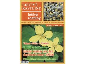 Liečivé rastliny 4/2010