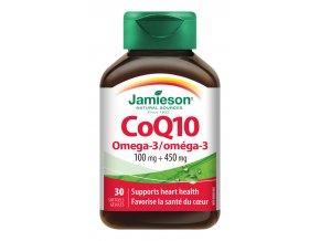 Koenzým Q10 s Omega-3
