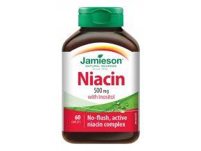 Niacín 500 mg s inozitolom