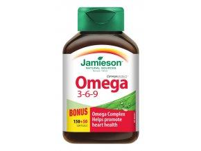 Omega 3-6-9 1200 mg 200 kapsúl