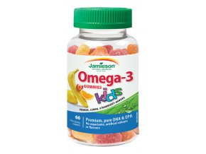 Omega-3 Kids Gummies želatínové pastilky pre deti