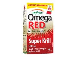 OmegaRED™ Super Krill 500 mg