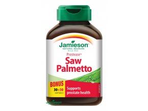 Prostease™ Saw Palmetto 125 mg na prostatu