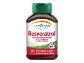 Resveratrol 50 mg extrakt z červeného vína