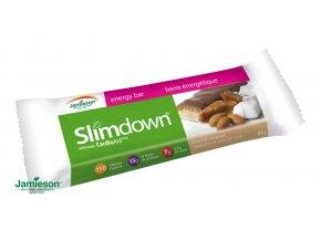 Slimdown® CardioAid™ energetická tyčinka s mandľovo-kokosovou príchuťou