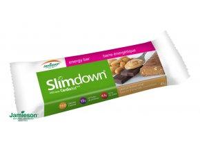 Slimdown® CardioAid™ energetická tyčinka s príchuťou arašidového masla