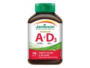 Vitamín A a D Premium 10000 IU/ 800 IU