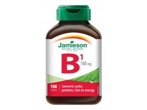 Vitamín B1 tiamín 100 mg