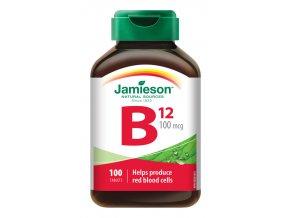 Vitamín B12 kyanokobalamín 100 µg