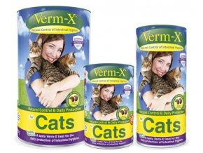 Verm-X pre mačky 60 g