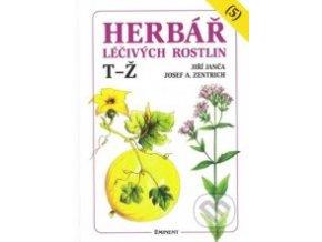 Herbář léčivých rostlin T-Ž