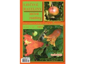 Liečivé rastliny 2015