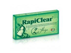 RapiClear® STRIP 2 v 1
