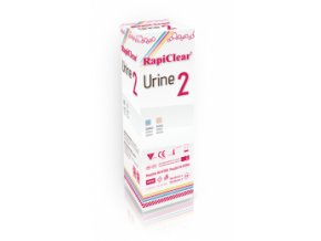 RapiClear® Urine 2 - 50 strips