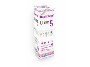 RapiClear® Urine 5 - 50 strips
