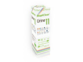 RapiClear® Urine 11 - 50 strips