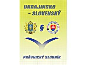 Ukrajinsko-slovenský právnický slovník