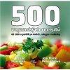 500 veganských receptu