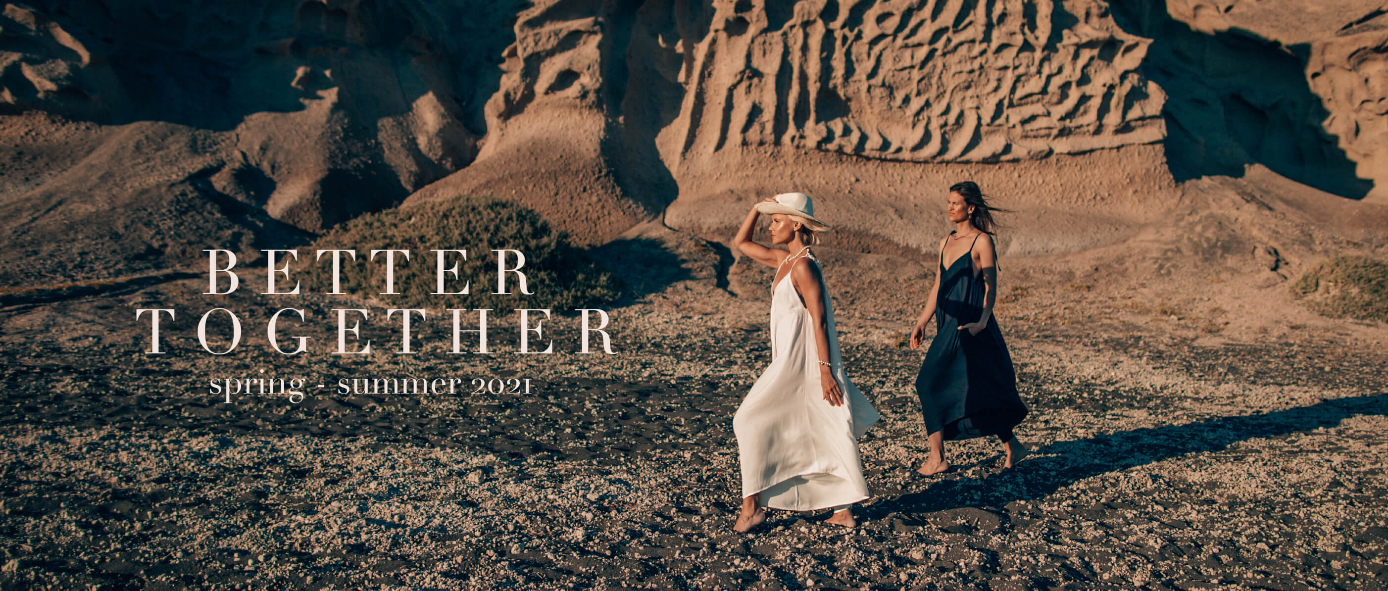 BETTER TOGETHER SS21 SUMMER SPRING