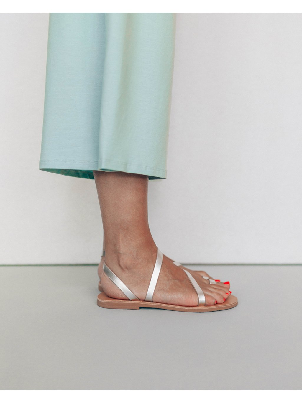 by janatini sandale metalic 1