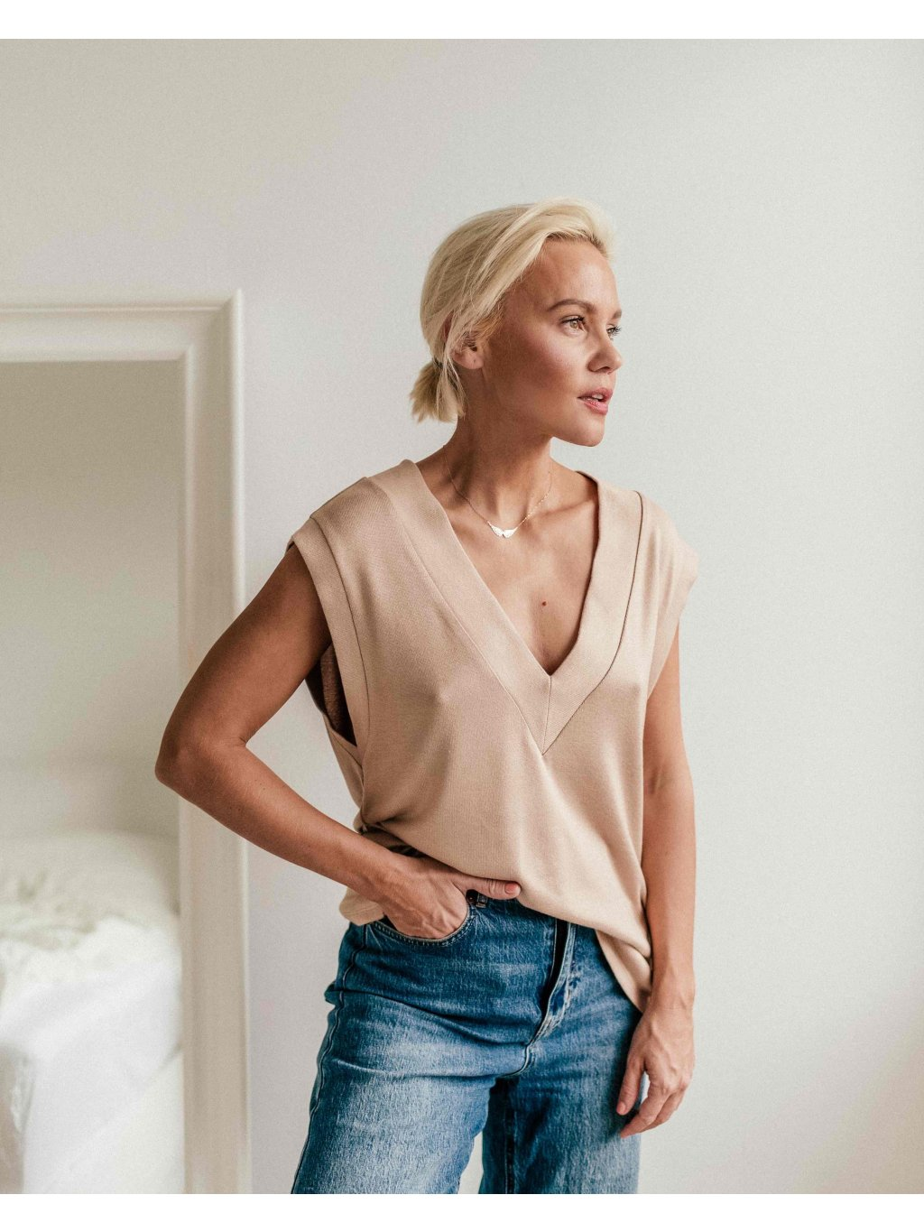 by janatini top laura ecovero LATTE 1 compressed