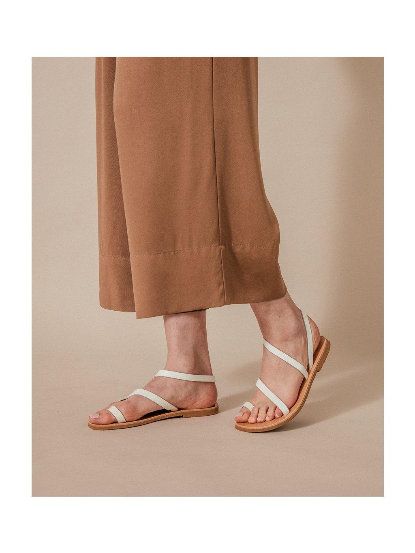by janatini greek sandals white 2