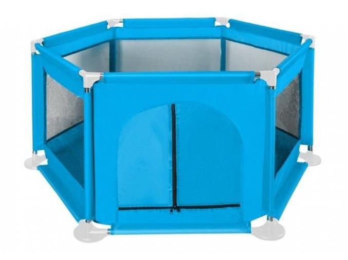 pol pl Kojec tekstylny 115x65 cm jasny niebieski 13645 1