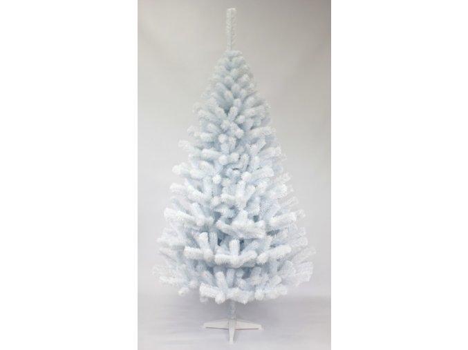 2196 vianocny stromcek jedla biela 150 cm