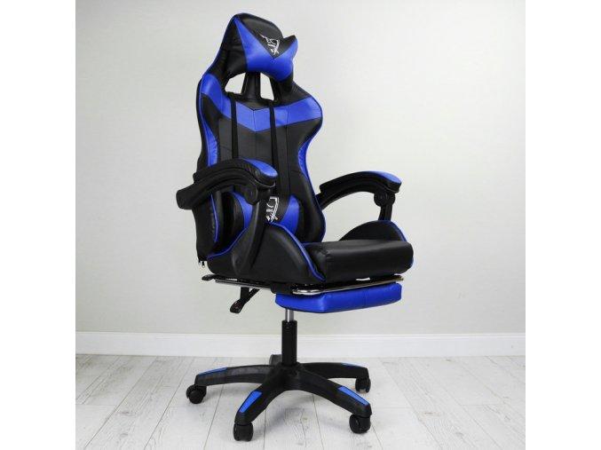 FOTEL GAMINGOWY OBROTOWY gracza biurowy krzeslo Producent EC GAMING