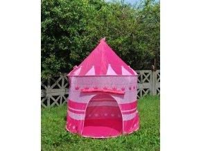 pol pl Namiot dla dzieci rozowy 8491 13