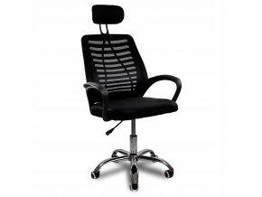 Fotel biurowy obrotowy do biurka szkola zaglowek (1)
