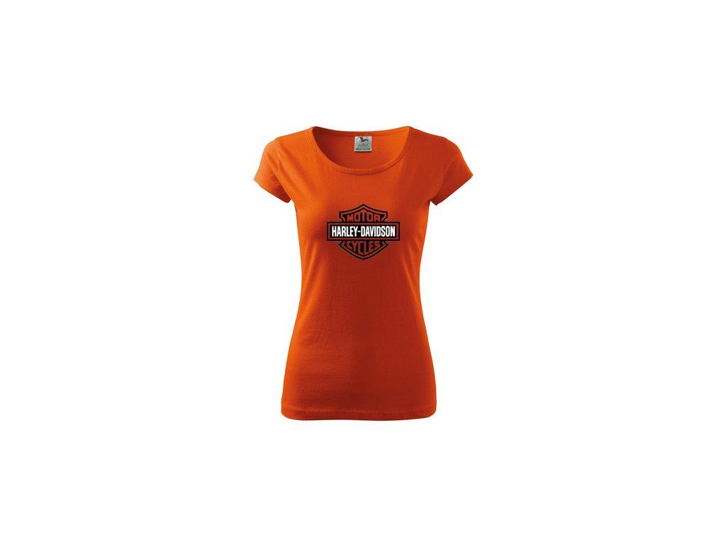 5dcbc21e8d Dámske tričko HARLEY-DAVIDSON - ShopKO.sk